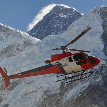 Heli Tours in Nepal