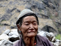 Faces of Manaslu Region
