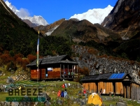 Hotels at Cheram/ Kanchenjunga South Base Camp Trek