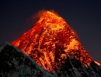 Sunrise on Mt. Everest/ Short Everest Base Camp Trek
