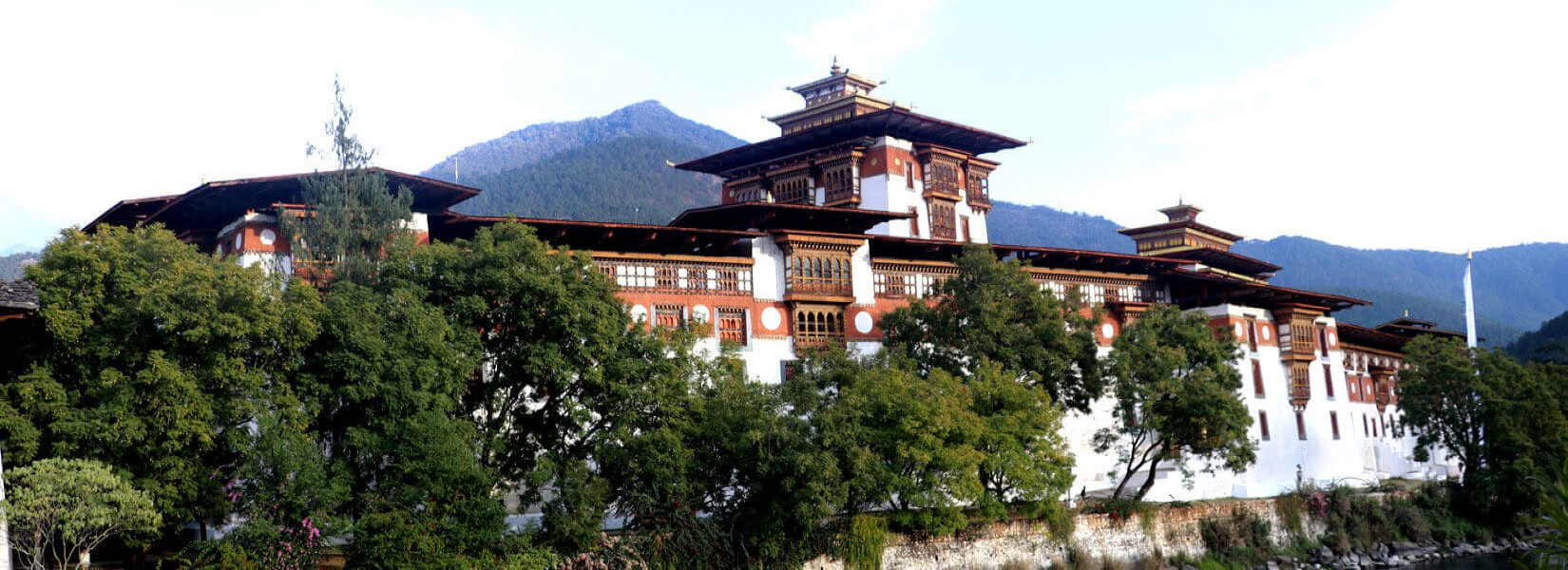 Bhutan Royal Palace Picture