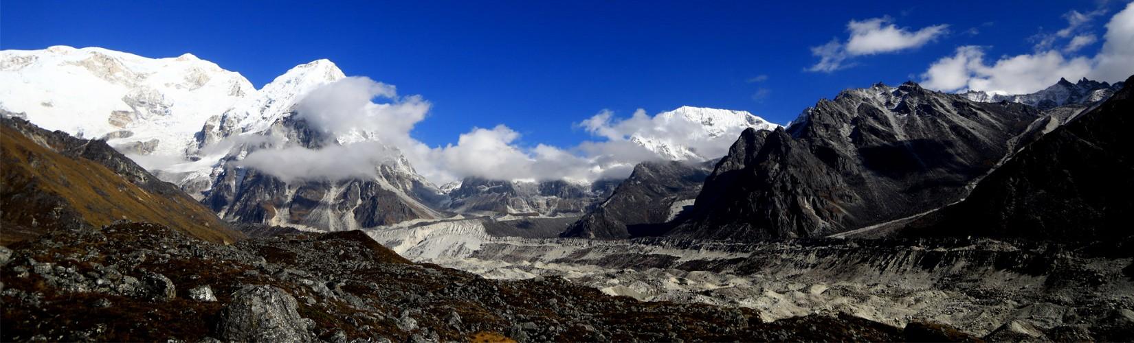 Kanchenjunga Region Nepal