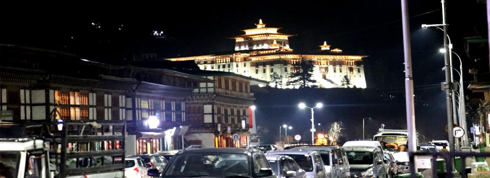 2 Days 3 nights Bhutan Tour