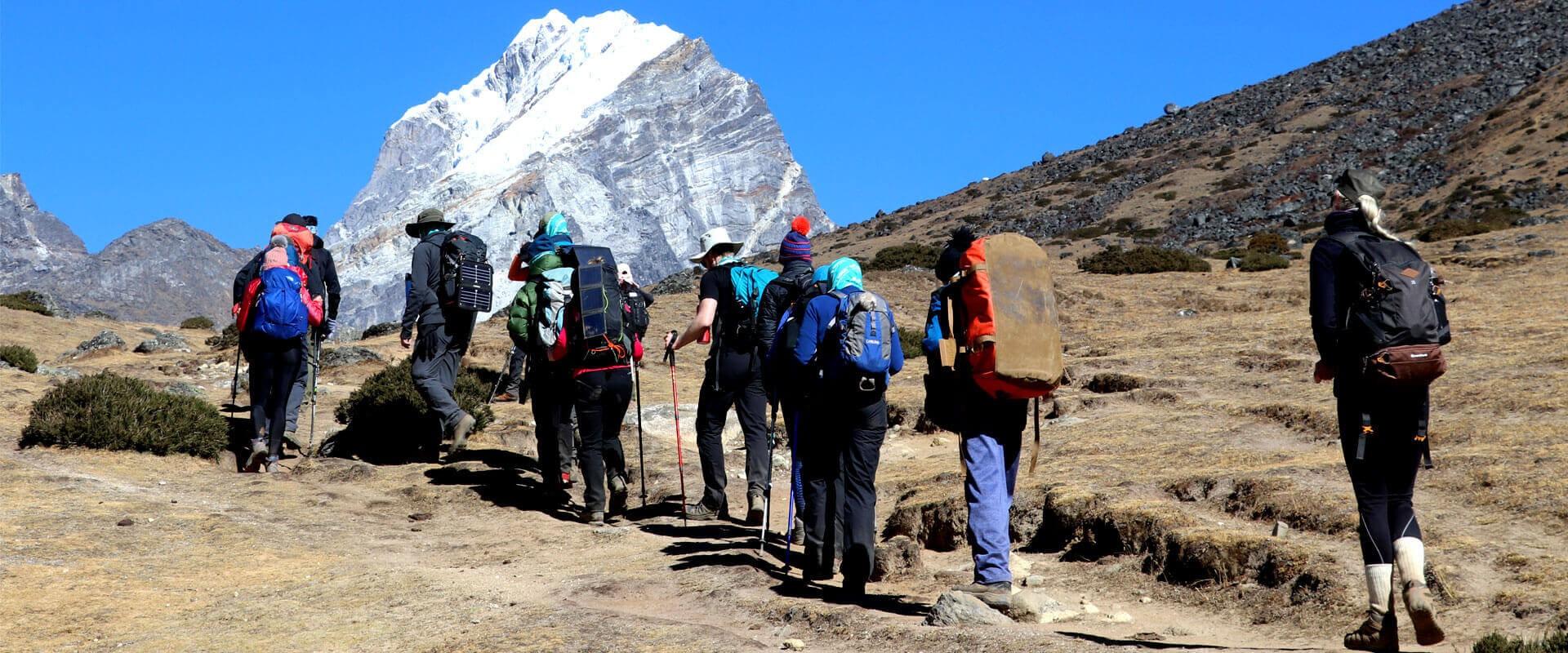 Short Everest Base Camp Trek - 10 Days