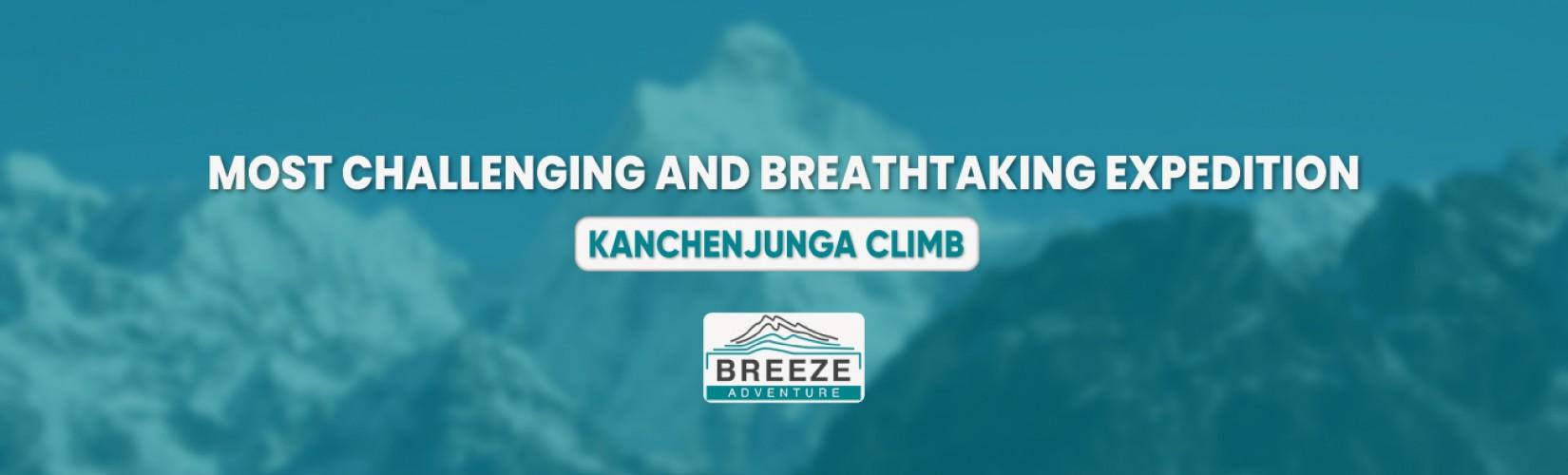Kanchenjunga Climb