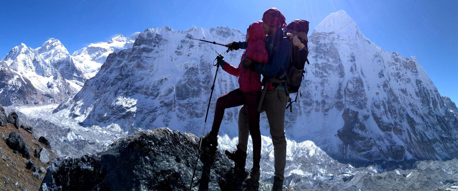 Short Kanchenjunga Circuit Trek - 16 Days