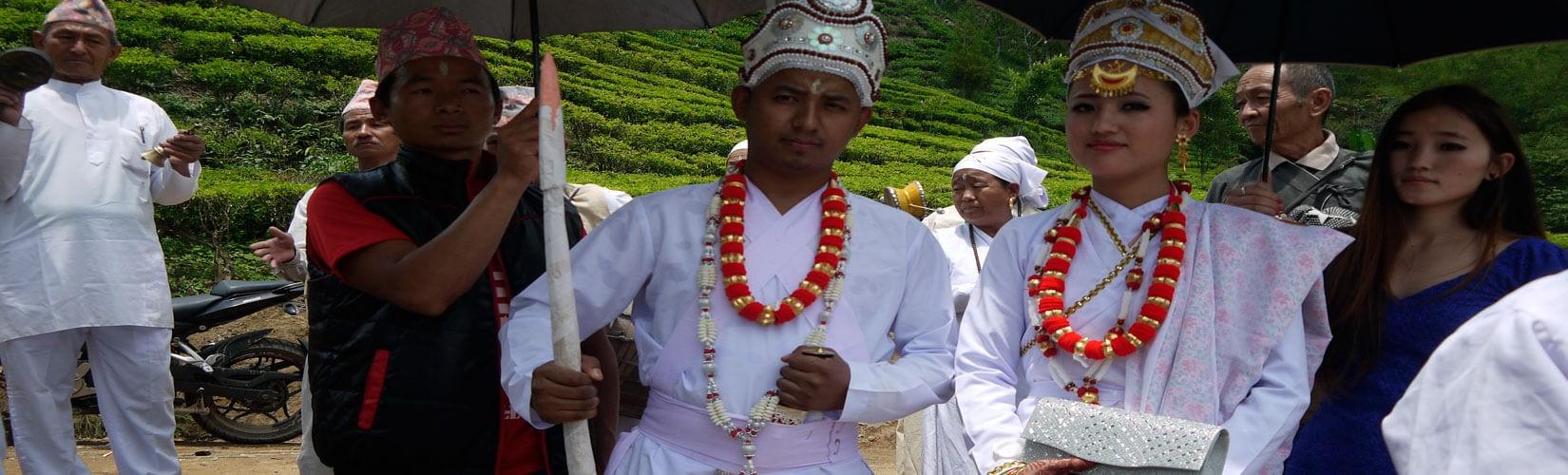 Limbu Marriage culture in Nepal