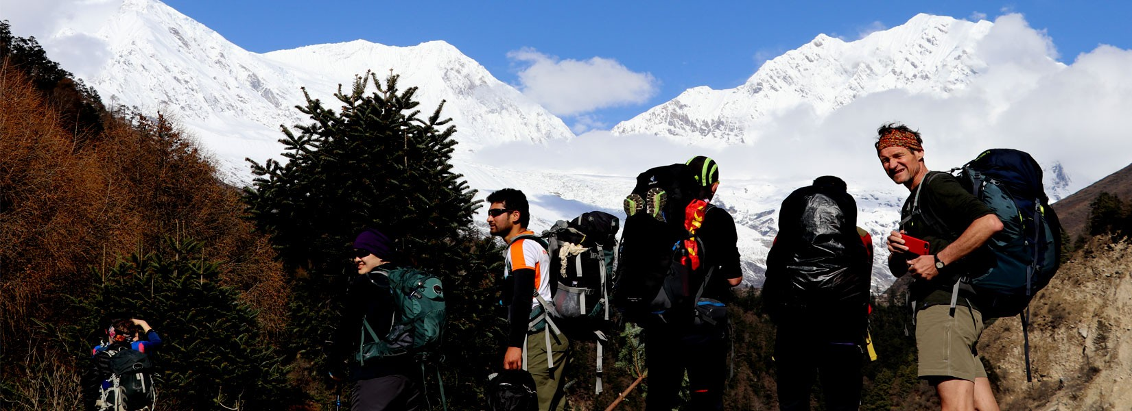 Lho Village Manaslu Trek