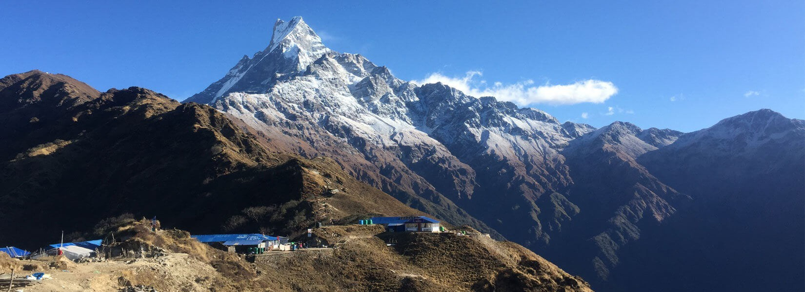 2 days mardi himal trek
