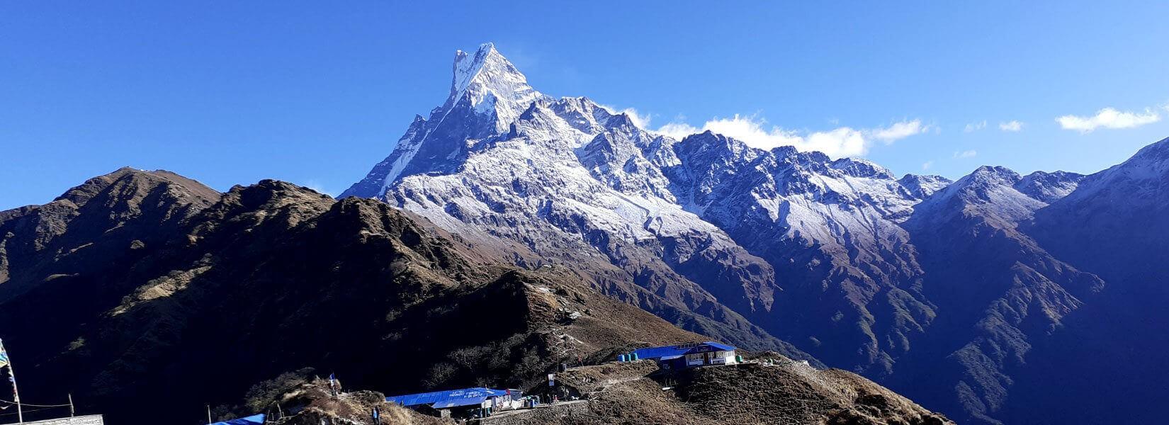 Mardi Himal Trek 3 Days