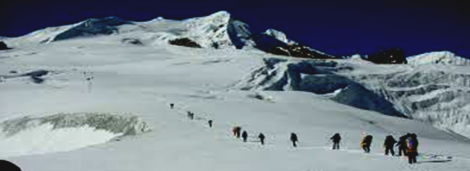Mera Peak Trek and climbing