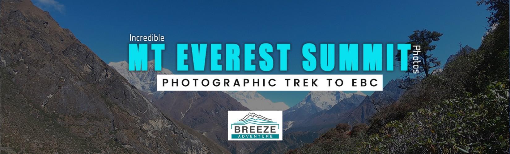 mt everest summit photos