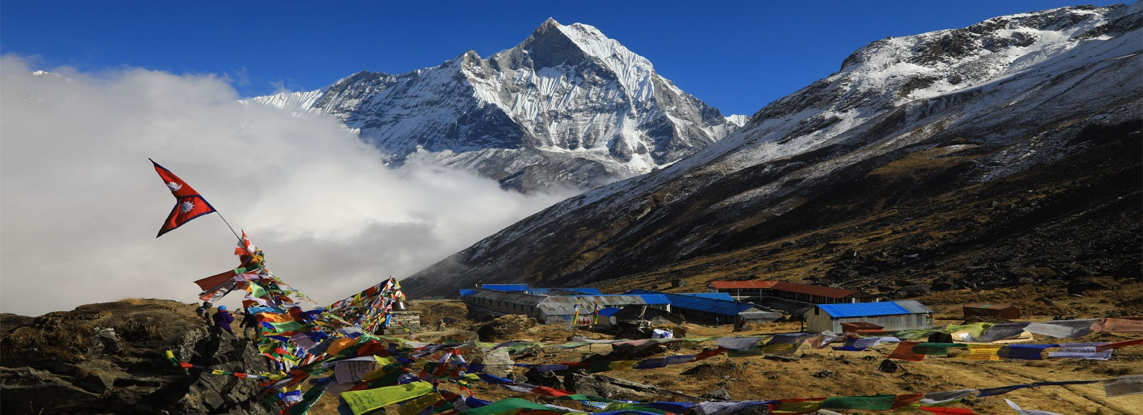 Picture from Annapurna Base Camp