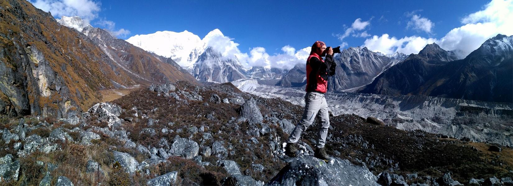 short Kanchenjunga Circuit Trek