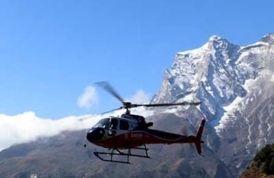 Everest Helicopter Tour Nepal