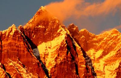 Lhotse top
